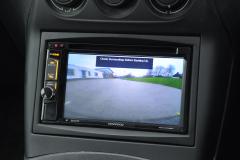 Citroen C3 Picasso 2015 reverse camera install 008