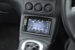 Citroen C3 Picasso 2015 reverse camera install 009