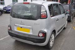 Citroen C3 Picasso 2015 screen upgrade 002