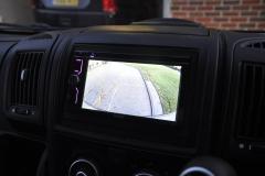 Fiat Ducato 2014 Camper reverse camera 006