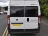Fiat Ducato 2014 reverse camera upgrade 003