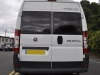 Fiat Ducato 2014 reverse camera upgrade 004
