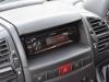 Fiat Ducato Motorhome 2004 DAB stereo upgrade 002