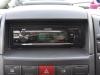 Fiat Ducato Motorhome 2004 DAB stereo upgrade 004