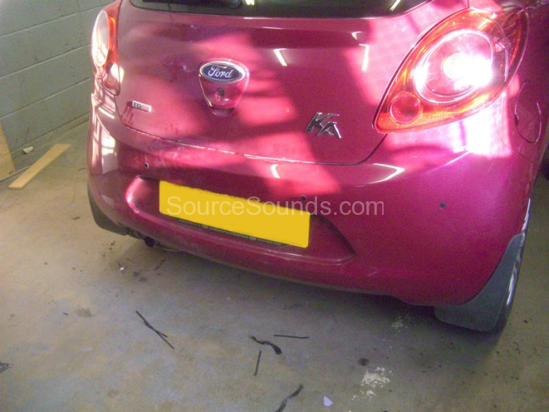 Ford Ka  Rear Parking Sensors