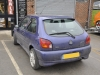 Ford Fiesta 2000 stereo upgrade 002