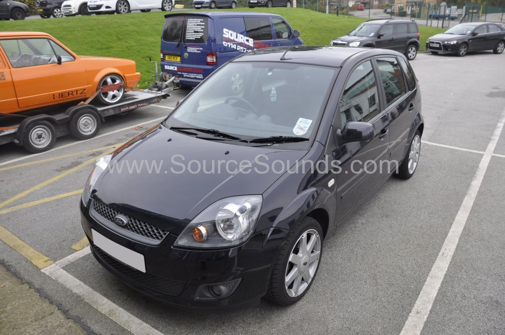 Ford Fiesta 2007 bluetooth upgrade 001