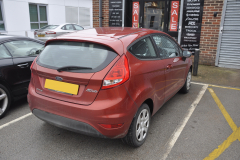 Ford Fiesta 2009 navigation upgrade 002