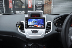 Ford Fiesta 2009 navigation upgrade 005