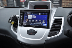 Ford Fiesta 2009 navigation upgrade 007