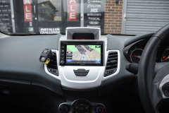 Ford Fiesta 2009 navigation upgrade 008