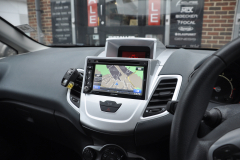 Ford Fiesta 2009 navigation upgrade 009