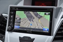 Ford Fiesta 2009 navigation upgrade 010