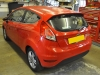Ford Fiesta 2014 rear parking sensors 001