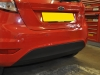 Ford Fiesta 2014 rear parking sensors 002