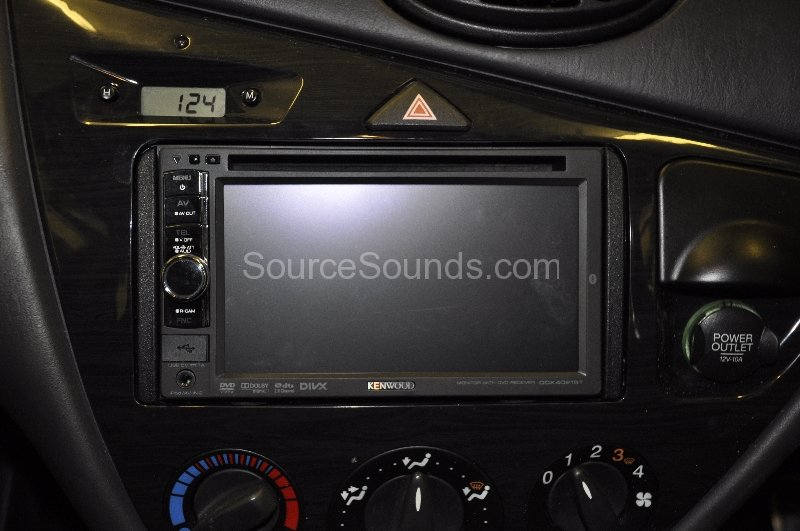 ford focus 2002 double din stereo upgrade source sounds. Black Bedroom Furniture Sets. Home Design Ideas