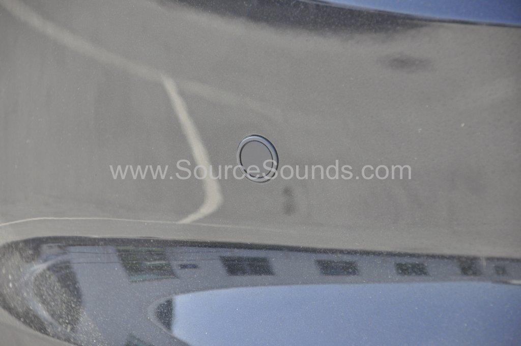 Ford Focus 2011 rear parking sensor upgrade 008