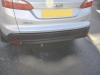 Ford Focus 2012 rear sensor upgrade 003