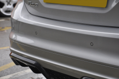 Ford Focus 2014 rear painted sensors 006