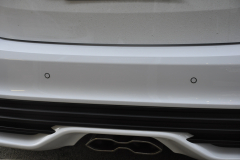 Ford Focus ST 2015 rear parking sensors upgrade 004