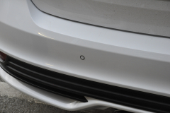 Ford Focus ST 2015 rear parking sensors upgrade 005