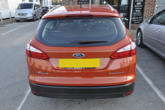 Ford Focus Titanium 2011 flush parking sensors 002