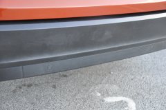 Ford Focus Titanium 2011 flush parking sensors 004