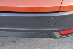 Ford Focus Titanium 2011 flush parking sensors 006