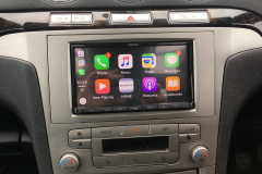 Ford Galaxy DD carplay and rev camera 005