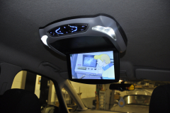 Ford Galaxy 2009 DVD roof screen 004