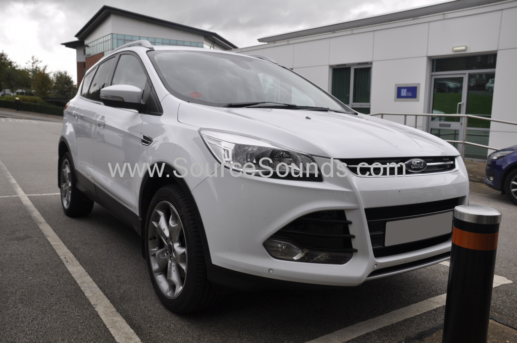 Ford Kuga 2014 navigation upgrade 001