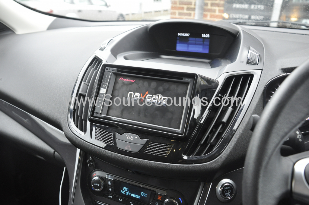 ford kuga 2014 navigation upgrade source sounds. Black Bedroom Furniture Sets. Home Design Ideas