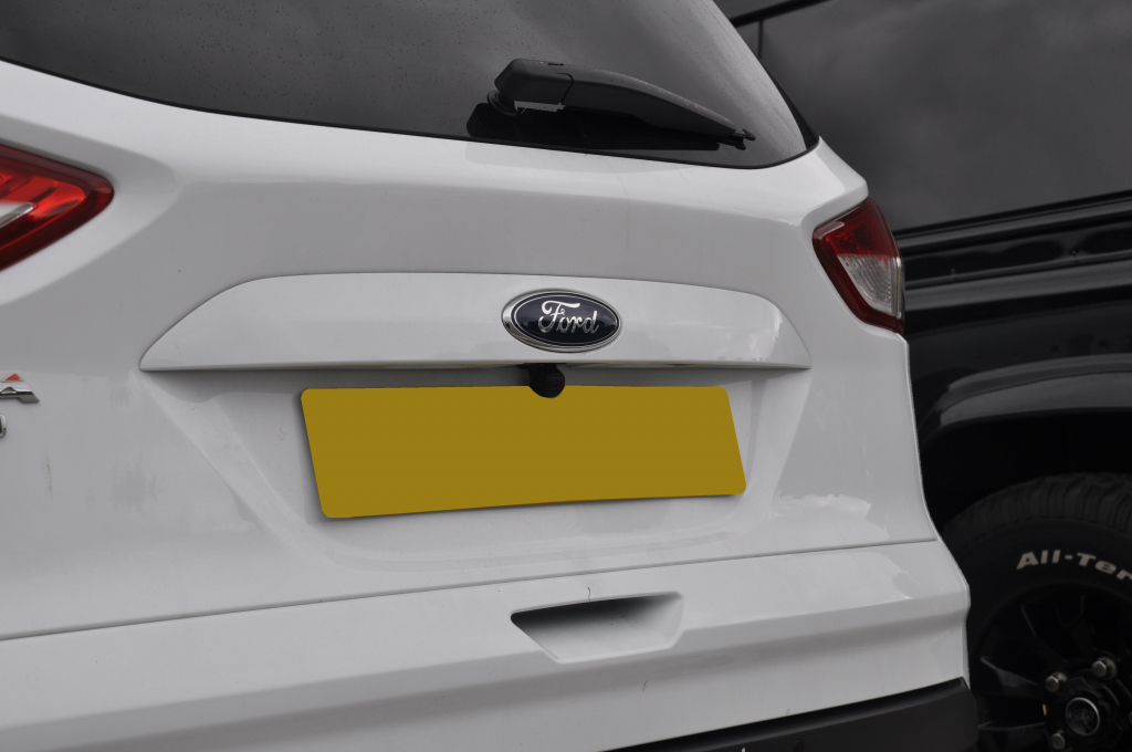 Ford Kuga 2014 Reverse Camera Installation Source Sounds
