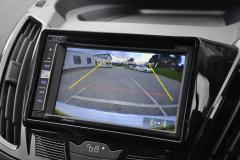 Ford Kuga 2014 reverse camera 006