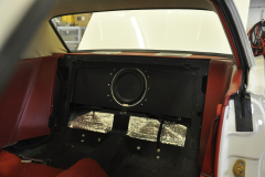 Ford Mustang 1966 audio upgrade 005