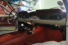Ford Mustang 1966 audio upgrade 007