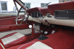 Ford Mustang 1966 audio upgrade 008