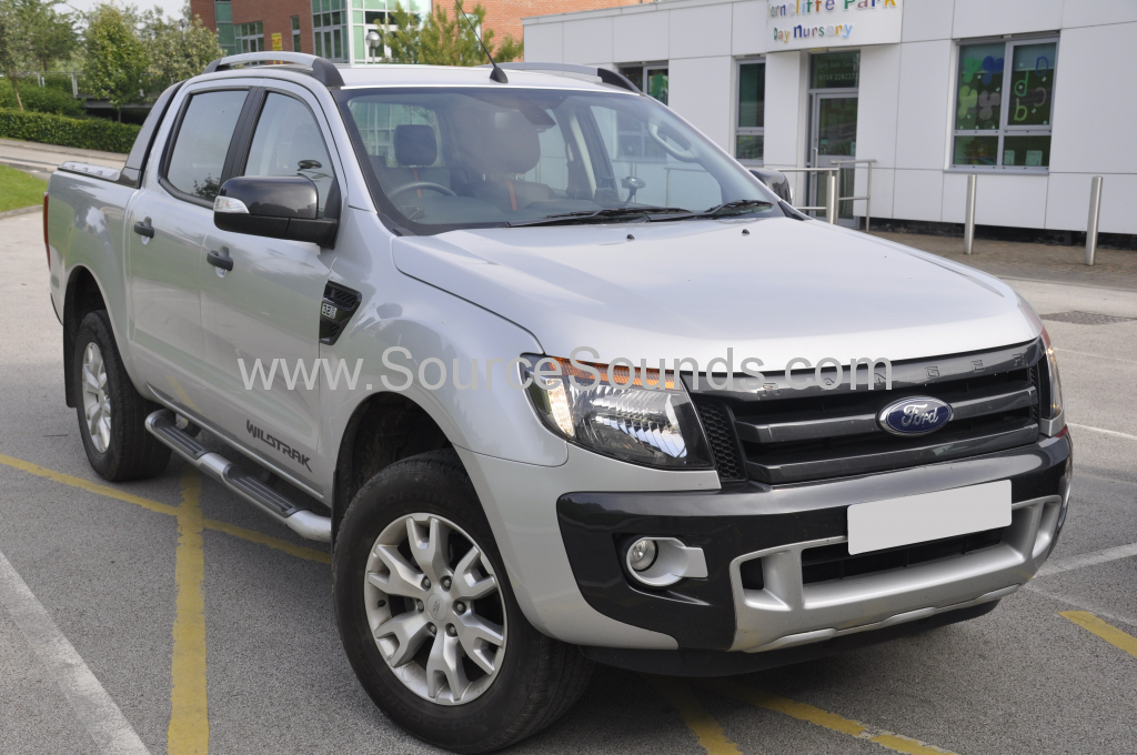 Ford Ranger 2014 speed camera c550 001
