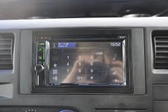 Ford Transit 2011 DAB screen upgrade DDX4017 006