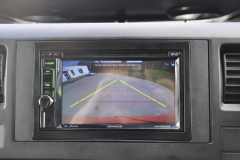 Ford Transit 2011 reverse camera upgrade 004