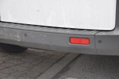 Ford Transit Custom 2014 rear parking sensors 004