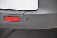 Ford Transit Custom 2014 rear parking sensors 005