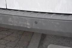 Ford Transit Custom 2014 rear parking sensors 006