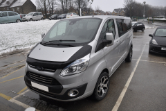 Ford Transit Custom 2015 Kenwood navigation 001