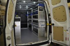 Ford Transit Custom 2017 Sortimo Danelli 003