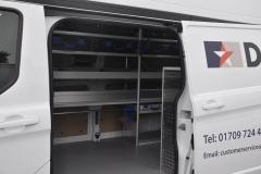 Ford Transit Custom 2017 Sortimo Danelli 008