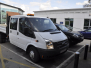 Ford Transit Tipper 2014