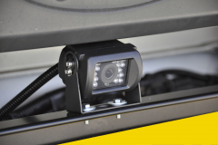 Ford Transit Tipper 2014 reveres camera and TV 004