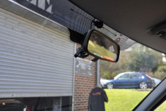 Ford Transit Tipper 2014 reveres camera and TV 005