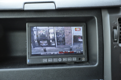 Ford Transit Tipper 2014 reveres camera and TV 007